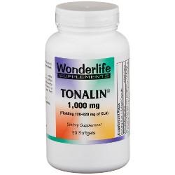 tonalin cla diet supplement
