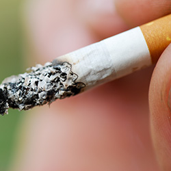 Smoking accelerates cellulite appearance