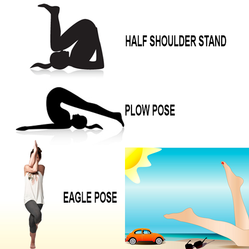 fight cellulite with yoga