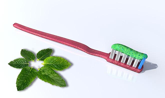 toothpaste diet