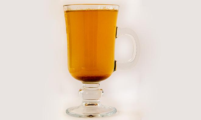 honey cinnamon drink home workout