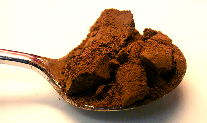 Cocoa Powder Drink for Weight Loss