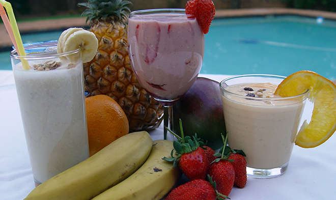 low calorie smoothie recipes